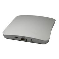 Солнечная зарядка Present Solar Square Silver (USB, 1800 mAh, 1A, зарядка от солнца, крепление на стекло, квадратная)