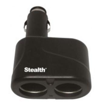 Разветвитель Stealth CH-201 (для прикуривателя, 12/24V)