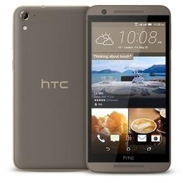 HTC One E9S Dual Roast Chestnut