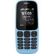 Nokia 105 2017 Dual Blue