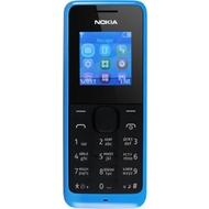 Nokia 105 Dual Cyan