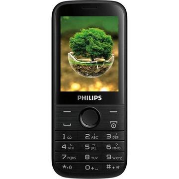 Philips Xenium E160 Black