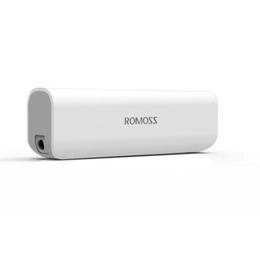 Портативный аккумулятор Romoss Solo 1 (USB, 2000 mAh)