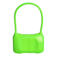 Кабель PQI i-Cable Bag Green (USB-Lightning, 10см.)