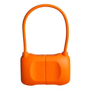 Кабель PQI i-Cable Bag Orange (USB-Lightning, 10см.)