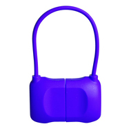Кабель PQI i-Cable Bag Purple (USB-Lightning, 10см.)