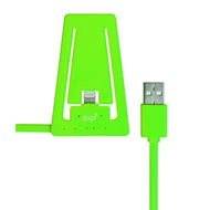 Докстанция PQI i-Cable Stand with Lightning Green