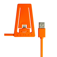 Докстанция PQI i-Cable Stand with Lightning Orange