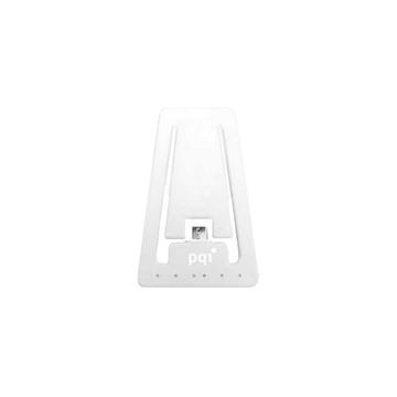 Докстанция PQI u-Cable Stand with micro-USB White