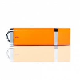 Накопитель под нанесение Present BC 16 gb Orange
