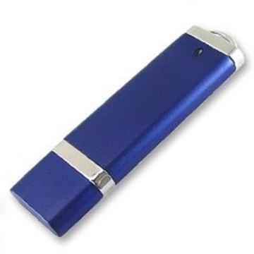 Накопитель под нанесение Present BC 512MB Blue