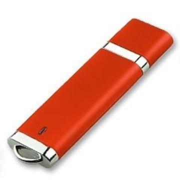 Накопитель под нанесение Present DG 512MB Red