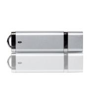 Накопитель под нанесение Present BC 8 GB Silver