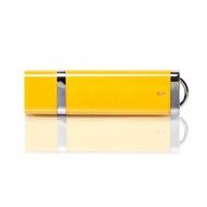 Накопитель под нанесение Present BC 8 GB Yellow