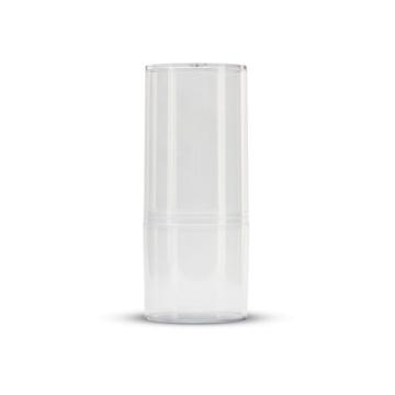 Коробка Present Circle V2 (цилиндрическая пластиковая упаковка)