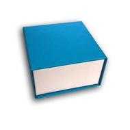 Коробка Present Paper DP1101 Turquoise (картон, на магните, 65х60х40мм)