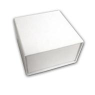 Коробка Present Paper DP1101 White (картон, на магните, 65х60х40мм)