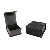 Коробка Present Paper FB1105 Black Black (картон, на магните, 65х63х35мм)