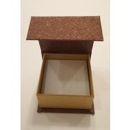 Коробка Present Paper FB1105 Gold