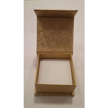 Коробка Present Paper FB1105 Gold Gold (картон, на магните, 65х63х35мм)