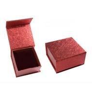 Коробка Present Paper FB1105 Red Red (картон, на магните, 65х63х35мм)