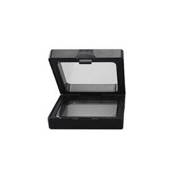 Коробка Present P1 Black (пластик/пленка, внеш. 111х109х20мм, внутр. 80х95мм)