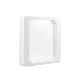 Коробка Present P1 White (пластик/пленка, внеш. 111х109х20мм, внутр. 80х95мм)