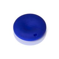 Накопитель под нанесение Present BR1 4Гб Soft Blue
