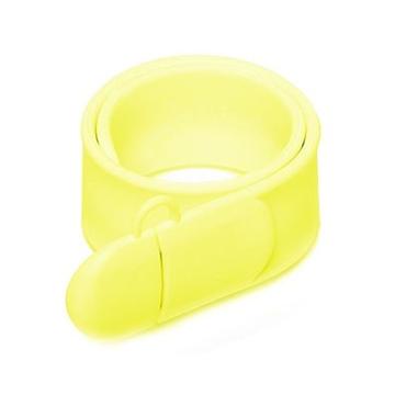 Накопитель под нанесение Present BRT06 32gb Yellow