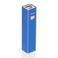 Внешний аккумулятор Present C008 Blue (2600mah)