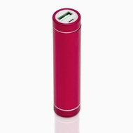 Внешний аккумулятор Present C015 Red (2600mah)