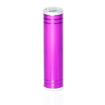 Внешний аккумулятор Present C018 Violet (2600mah)