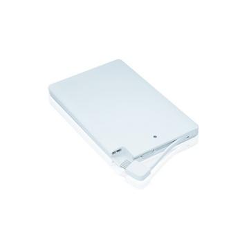 Внешний аккумулятор Present C098 White (2500mah)