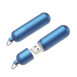 Накопитель под нанесение Present CL 4Гб Blue