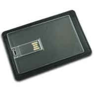 Накопитель под нанесение Present CO-P4 8 GB Transparent