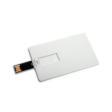 Накопитель под нанесение Present CO-P4 8 GB White