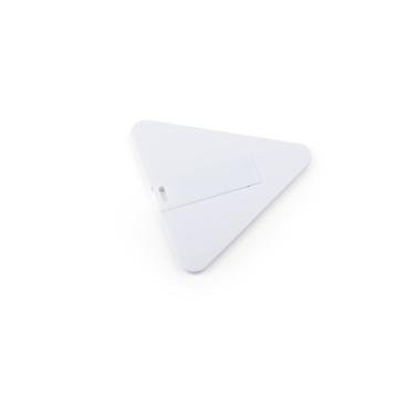 USB флэш накопитель треугольный под логотипы (модель CO-P9)