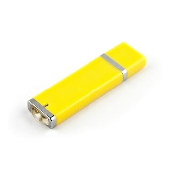 Накопитель под нанесение Present DG 4Гб Yellow