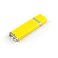 Накопитель под нанесение Present DG 8 GB Yellow