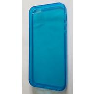 Футляр Present DT2 Dark Blue Glossy Transparent (для iPhone 5, силикон)