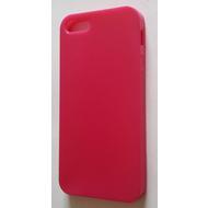 Футляр Present DT3 Dark Pink Glossy Matt (для iPhone 5, силикон)