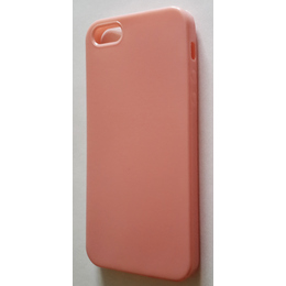 Футляр Present DT3 Light Pink Glossy Matt (для iPhone 5, силикон)