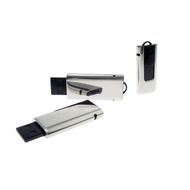 Накопитель под нанесение Present DT30 64 ГБ Silver Pol