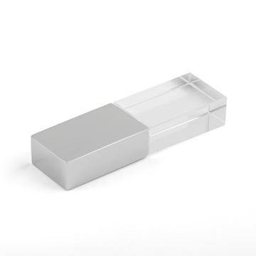 Стеклянная флешка под 3д-гравировку (модель G140)