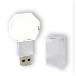 Накопитель под нанесение Present G182 8 GB Silver White