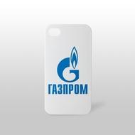 Чехол под нанесение Present Glossy White (для iPhone 6 Plus)