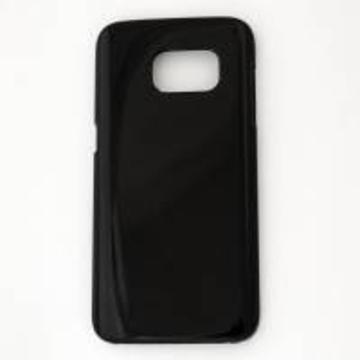 Чехол под нанесение Present Glossy Black (для Samsung Galaxy S7)