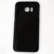 Чехол под нанесение Present Glossy Black (для Samsung Galaxy S7 Edge)