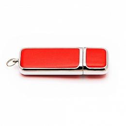 Накопитель под нанесение Present L8 8 GB Red