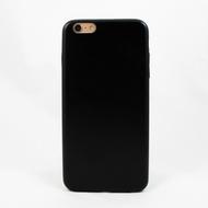 Чехол под нанесение Present Leather Black (для iPhone 6 Plus)